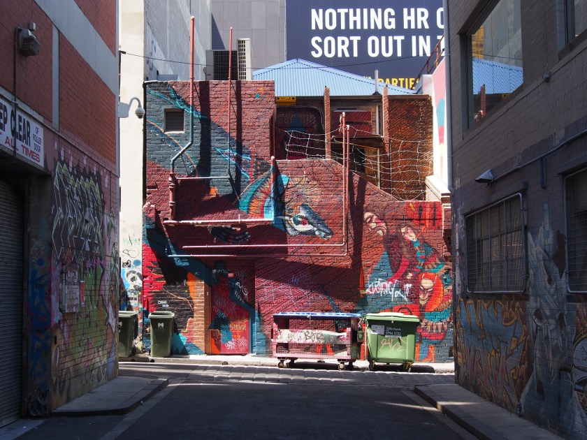The Melbourne Local_laneway