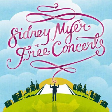 The Melbourne Local_Sidney Myer free concerts
