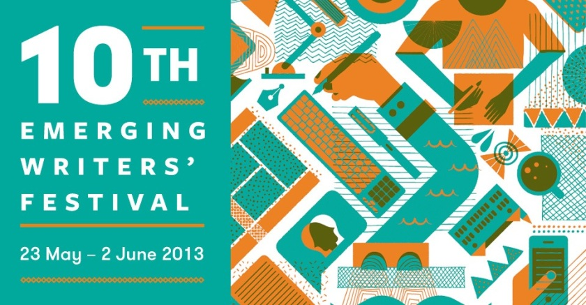 The Melbourne Local_Emerging writers' Festival 2013 banner