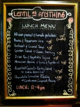 Lentil As Anything menu_The Melbourne Local